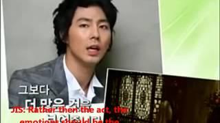 [ENG SUB] Star Real Talk.- Frozen Flower cast interview