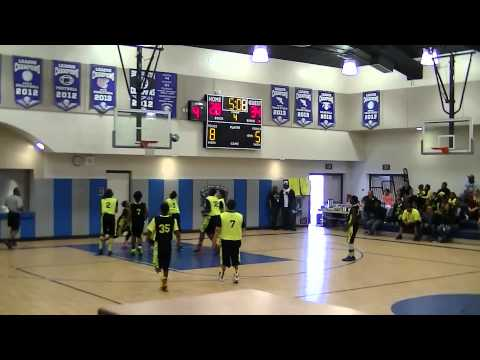 Victorville Wildcats vs Victorville Bruins wild west shoot out Basketball