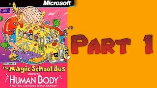 The Magic School Bus Explores the Human Body