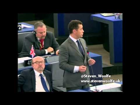 The stain of deceit has seeped into you, Mr Juncker - @Steven_Woolfe @UKIP