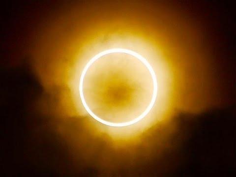 Eclipse Anular de Sol para el 29 de Abril de 2014.