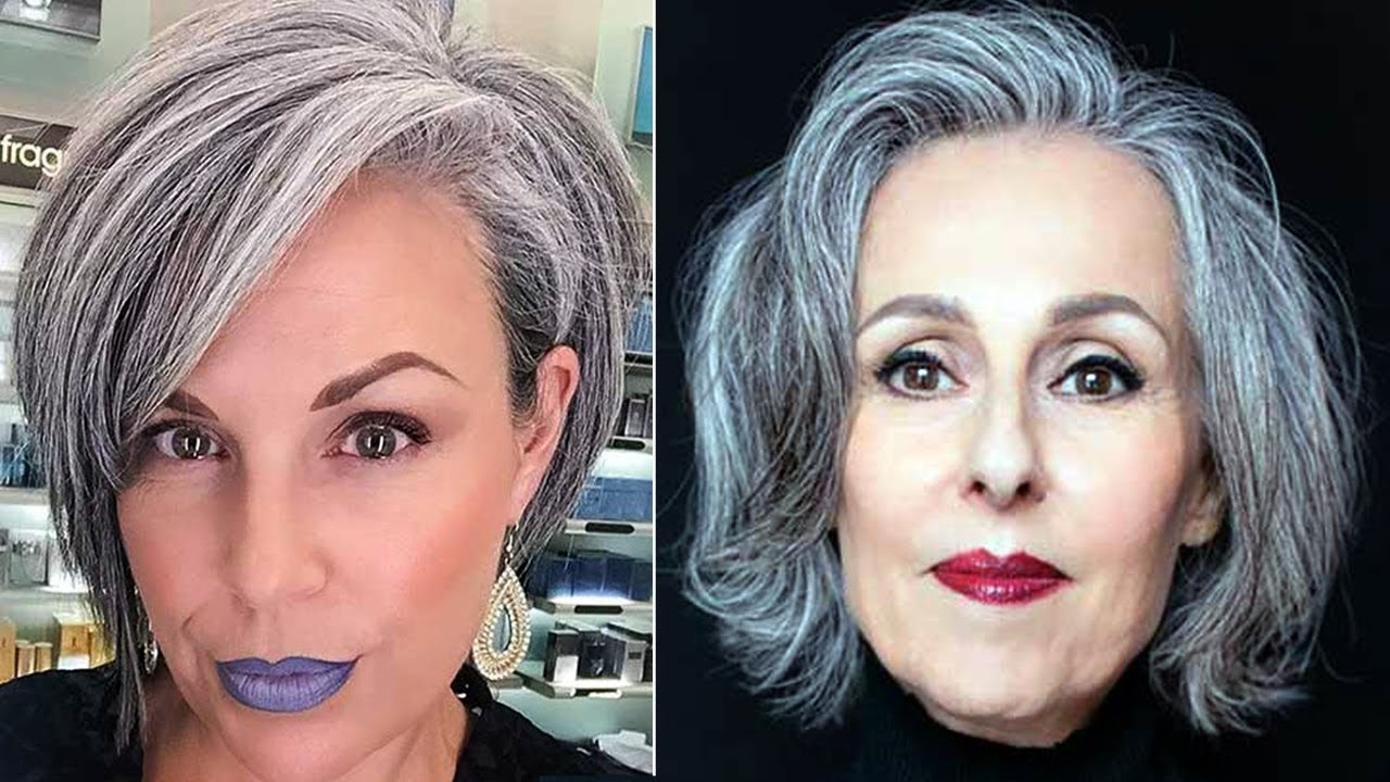 ELEGANT SHORT HAIRCUTS FOR OLDER WOMEN OVER 50 SHORT