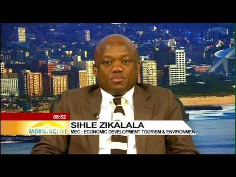 KZN Economic Development & Tourism MEC on World Economic Forum
