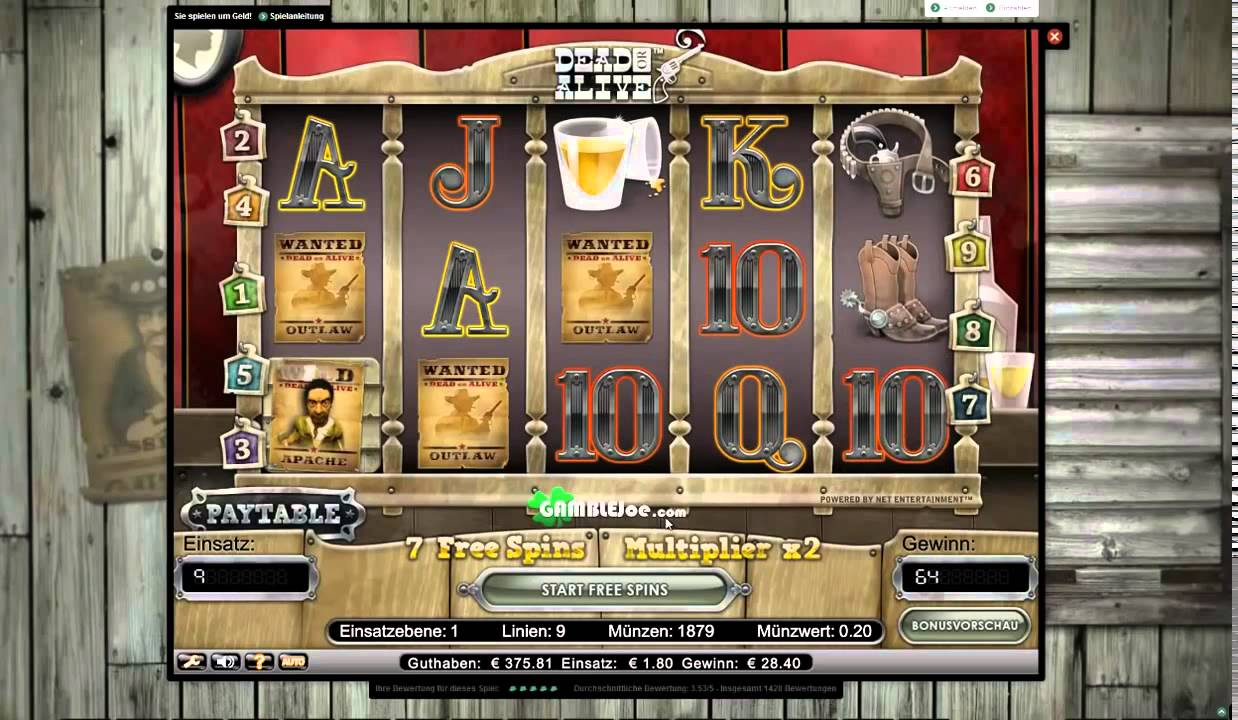 Online Casino GroГџe Gewinne