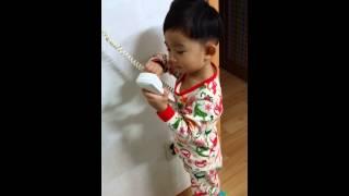 29개월)인터폰으로 전화하기 2