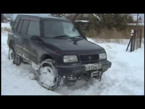 Suzuki Escudo это весело!