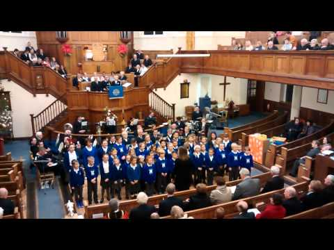 It was on a starry night - Tower Road Academy Choir