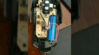 Chuột không dây sạc pin Wolf X8 led RGB có gì bên trong