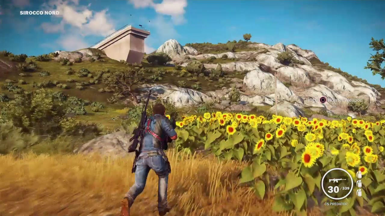 how to play just cause 3 boom island