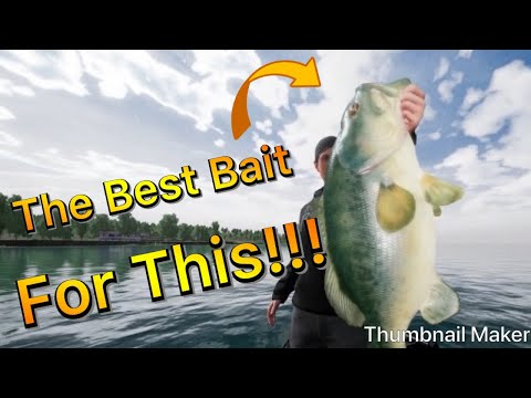 The Best Bait For Bass!!!|Fishing Sim World Pro Tour