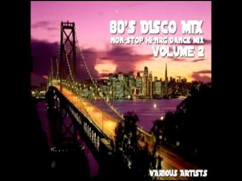80s DISCO MIX   VOLUME 2
