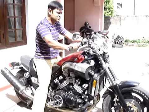 Sri Lanka Yamaha Vmax Youtube