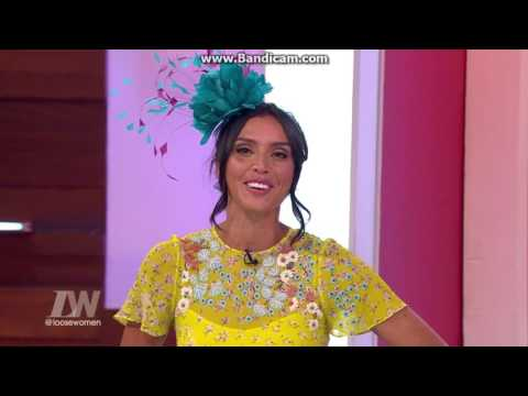 Loose Women with Christine Lampard - Thursday 22nd June 2017