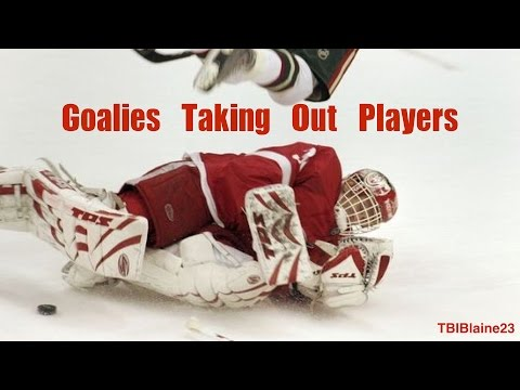 Thumbnail: Goalies Taking Out Players