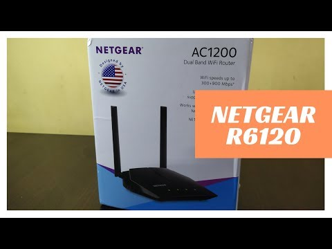 Best Budget Dual Band USB Router - Netgear R6120 100INS Unboxing and In-Depth Review