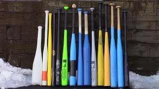 Our Wiffleball Bat Collection/Review