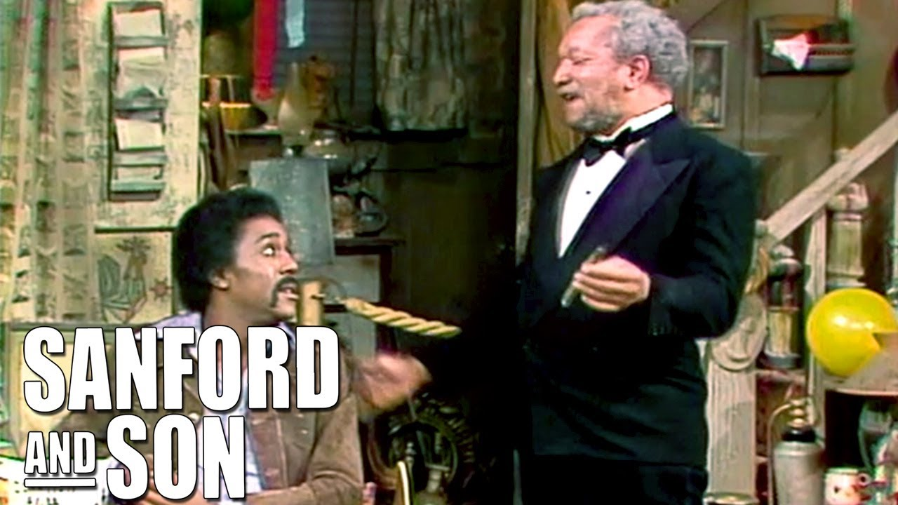 Fred and Lamont's Big Party | Sanford and Son