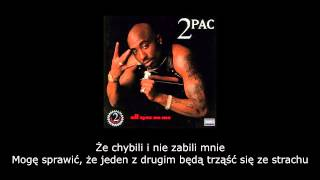 2pac can t c me napisy pl