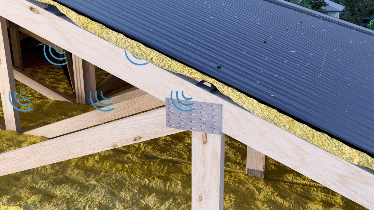 Take control of unwanted noise with Anticon roof ...