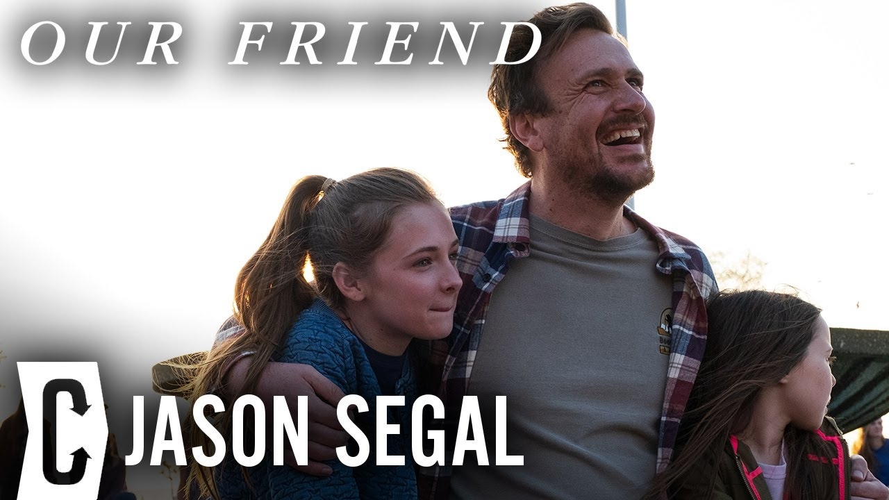 Jason Segel on 'Our Friend' and Why He's Been So Selective with Recent Acting Roles