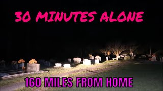 30 MINUTES ALONE IN NORTH FLORIDA (OMG THAT WAS AMAZING))