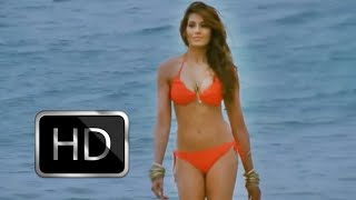 Bipasha Basu in Red Hot Bikini In Beach   Players