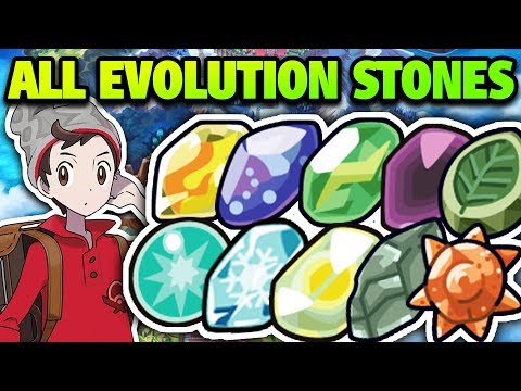 How & Where To Get ALL Evolution Stones In Sword And Shield –All Evolution Stones Sword And Shield