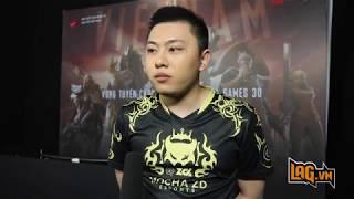 Phỏng vấn PSMAN sau chiến thắng trước FAPTV