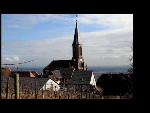 Husseren-les-Châteaux, village lié à l'histoire des 3 châteaux en Alsace