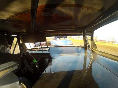 #46 Jonny Carter 7.28.2013 A-Main @ Sheyenne River Speedway