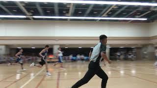 2017/8/13 香港天狼隊 vs. H.O.P 籃球友誼交流賽 第三節