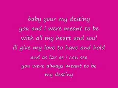 Baby You're My Destiny - Jim Brickman