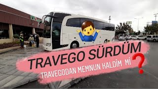 TRAVEGO SÜRDÜM !! | MERCEDES TRAVEGO OTOBÜS İLE KAPADOKYA TURU