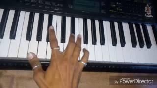 Gujarati garba piano aasmana rang ni mani chunddi re rajusoni chitrod