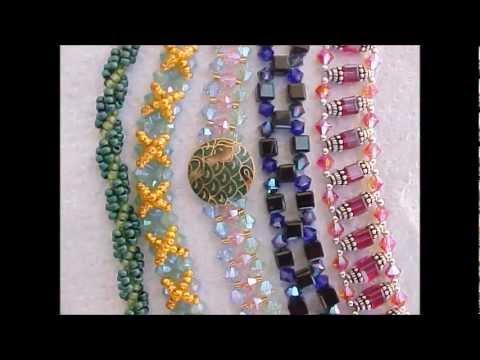 Collares de chaquiras originales