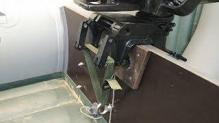 Эффективная страховка лодочного мотора