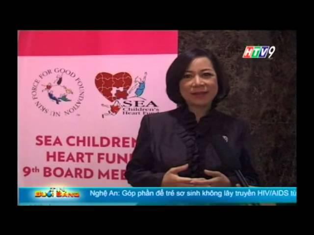 SEA CHF of Nu Skin on HTV9 Jan, 2014