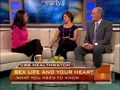 Craig Stevens - HAVING MORE SEX PREVENTS HEART ATTACKS, ACCORDING TO SCIENCE