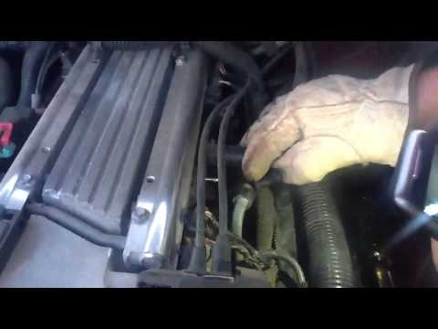 hook up fuel pressure gauge 6.0 powerstroke