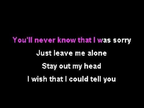 Hopsin - Heather Nicole (Karaoke Instrumental) On Screen Lyrics