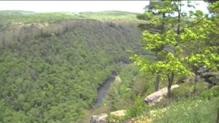 Exploring Pine Creek Gorge in Pennsylvania