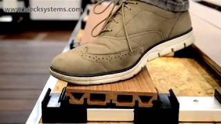 Click Decking easy and quick installation system: EasyClick by iDecking Revolution