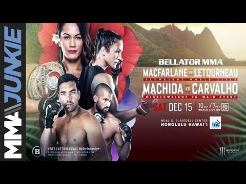 Bellator 213 main event breakdown: Ilima-lei Macfarlane vs. Valerie Letourneau