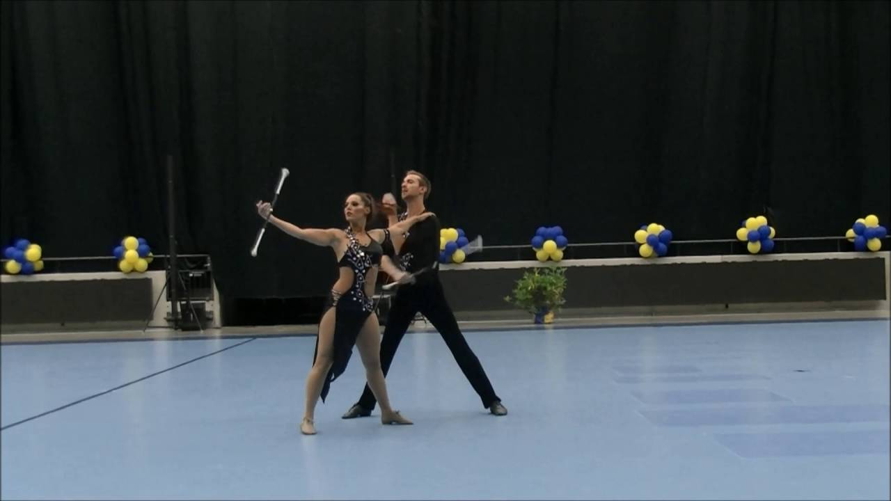 championnat du monde 2016 twirling pr liminaires duo senior france youtube. Black Bedroom Furniture Sets. Home Design Ideas