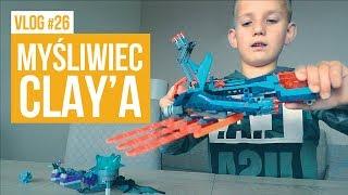 Myśliwiec Clay'a / VLOG #26