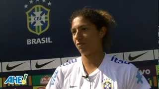 Baixar Futebol feminino: AHE! entrevista Cristiane