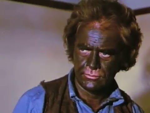 Vic Morrow hates racist stereotypes, even in black face.