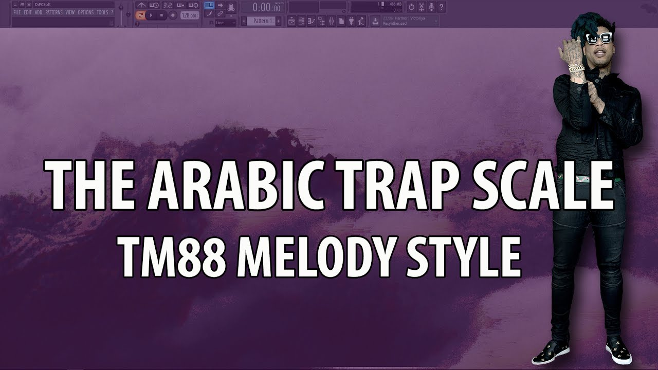 The Arabic Scale | How to make melodies like TM88