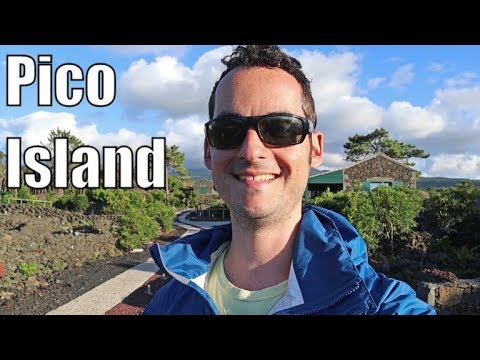 DISCOVERING the MYSTERIES of PICO ISLAND ! (Azores, Portugal 2018)