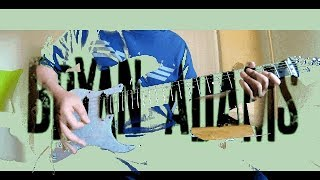Bryan Adams - Hearts On Fire 【Guitar Cover 】
